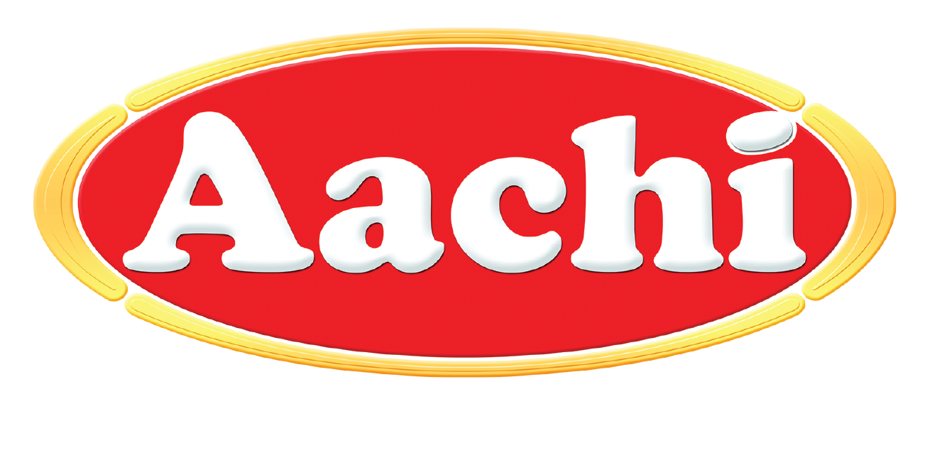 Aachi logo Mpther of Good Taste in White Colour – AachiGroup