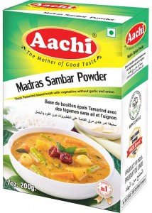 Madras-Sambar-Powder-Export