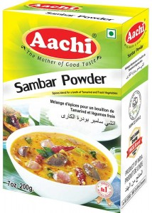 Sambar-Powder-Export