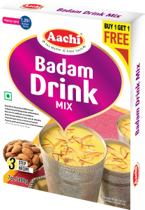 Badam Drink Mix 200g - B1G1 - front