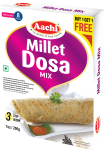 Millet Dosa Mix 200g - B1G1 - front
