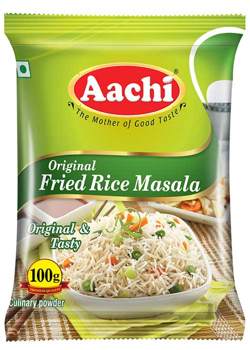 Masala powders for veg aachigroup orginal fried rice masala ccuart Choice Image