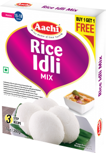 Rice Idli Mix 200g - B1G1 - front