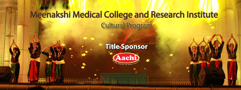 Meenakshi-Medical-College-Cultural-Program
